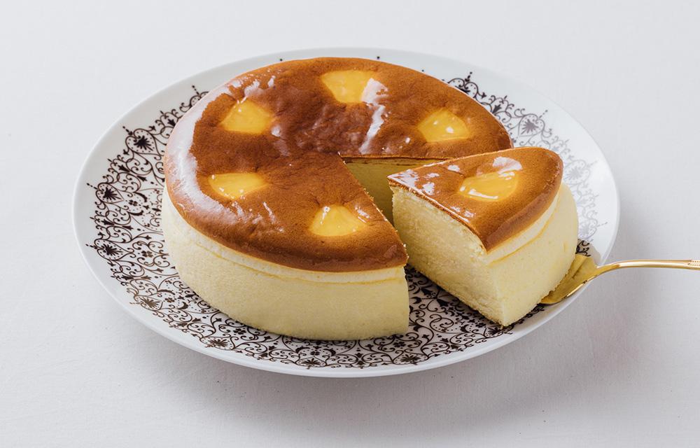 [取り扱い商品]赤い風船のチーズケーキ