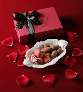 2016バレンタイン苺とアーモンドw