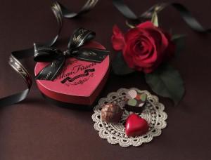 2016バレンタインハートボックス