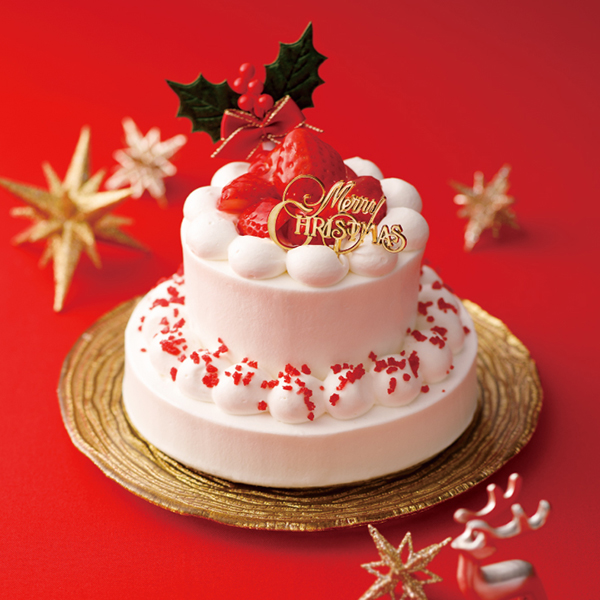 [写真](1)スペシャルクリスマス <直径15cm>
